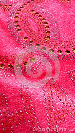 Free Beautiful Fabric Texture Wallpaper Royalty Free Stock Photography - 103165477