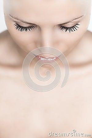 Free Beautiful Face Stock Photos - 9305643