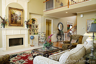 Beautiful Family Room