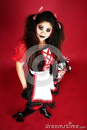 Free Beautiful Filipino Doll Stock Photos - 3872993