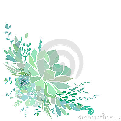 Free Beautiful Floral Corner Frame Stock Photography - 88494412