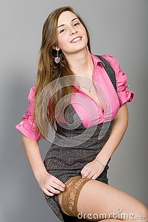 Free Beautiful Girl Royalty Free Stock Photography - 12777417