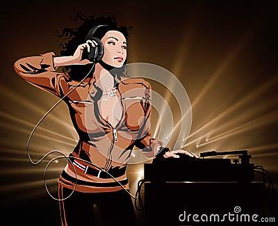 Beautiful Girl DJ