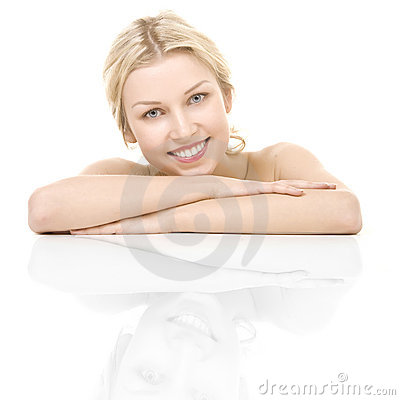 Free Beautiful Girl With Pretty Smile Royalty Free Stock Photos - 13216578