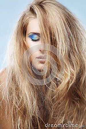 Free Beautiful Hair Stock Photos - 10466013