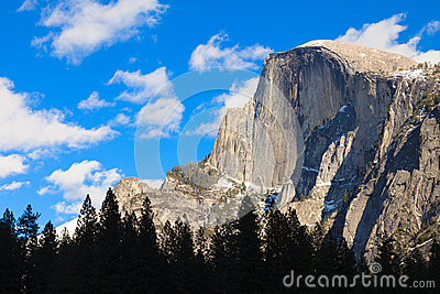 Beautiful Half Dome