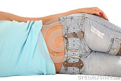 Stock Photos: Beautiful hips