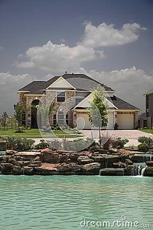 Free Beautiful Homes Series 3 Royalty Free Stock Photo - 3180405