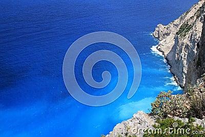 Beautiful Ionian Sea, Zakynthos Greece