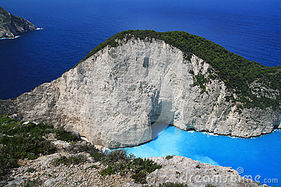 Beautiful Ionian Sea, Zakynthos Greece