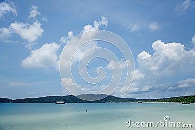 Beautiful Island destination