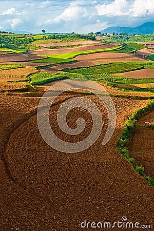 Beautiful landscape in yunnan, china (2)