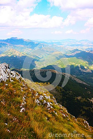Beautiful Landscapes of the Apennines