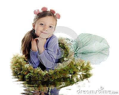 Beautiful Little Mermaid