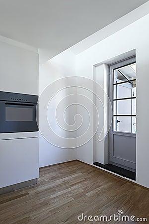 Beautiful loft duplex, interior
