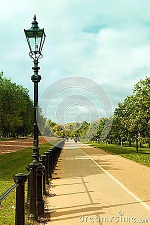 Beautiful London Hyde Park
