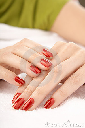 Free Beautiful Manicure Stock Images - 9487294