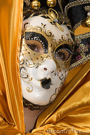 Beautiful mask