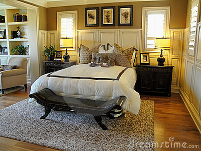 Beautiful Master Bed Room