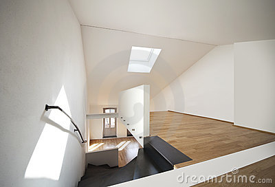 Beautiful modern apartment, loft duplex