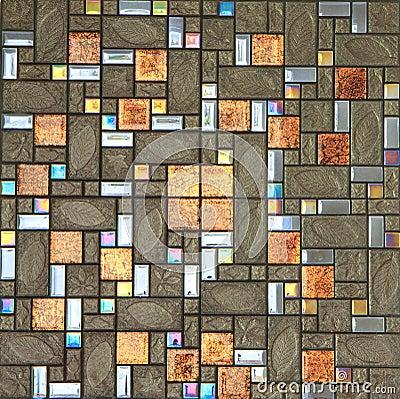 Beautiful mosaic