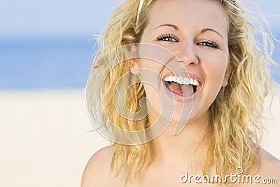 Beautiful Natural Laughter