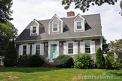 Beautiful New England house