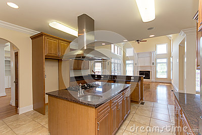 Beautiful new home Kitchen