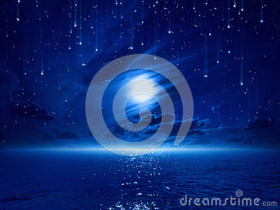Beautiful Night Stock Photos Image 36722343