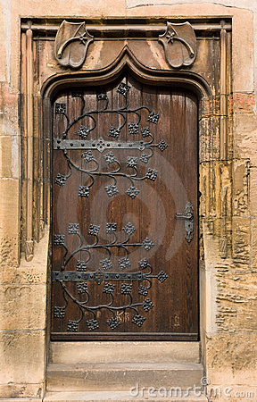 Beautiful old door