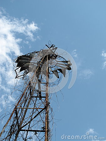 Beautiful Old WindMill 03