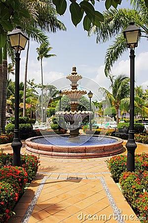 Beautiful Ornamental Tropical Gardens