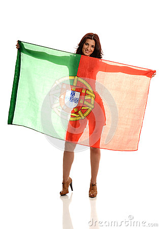 Beautiful Portuguese Fan