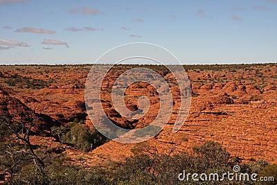 Kings Canyon Landscape