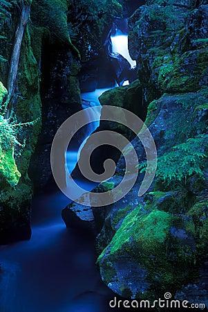 Beautiful River Gorge