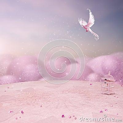 Rosa Fairy tale