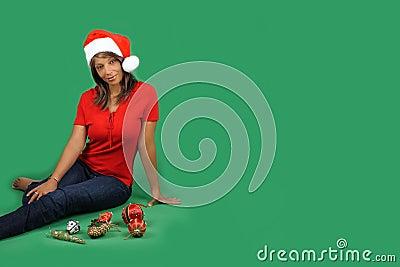 Beautiful Santa s Helper (2)