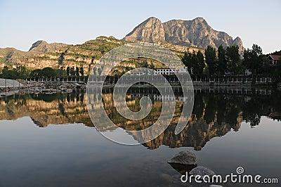 Beautiful scenery of Shidu, Beijing