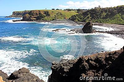 Beautiful seascape in australia