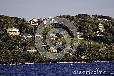 Beautiful Seaside Homes Island of Roatan