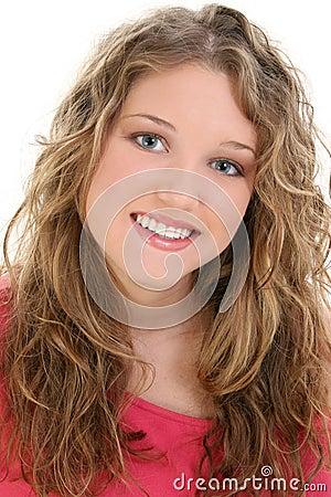 Beautiful Sixteen Year Old Teen Girl Stock Photos Image