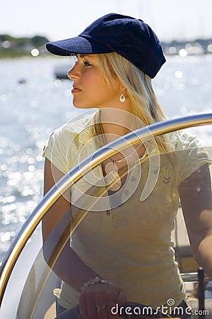 Free Beautiful Skipper Royalty Free Stock Images - 2951519