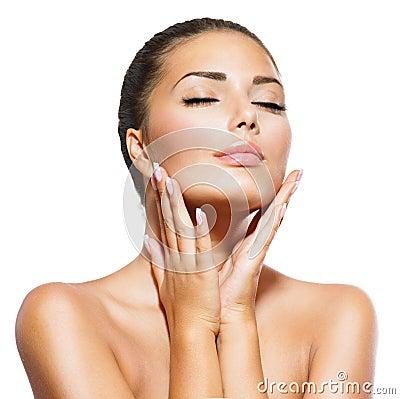 Free Beautiful Spa Woman Stock Photo - 32873250