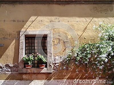 Beautiful spot in Rome (Italy)