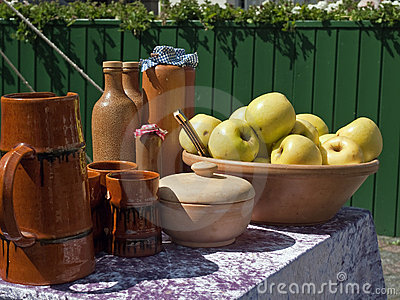 Beautiful Still Life Of Apples Royalty Free Stock Photo - Image: 12417875