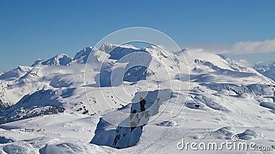 Beautiful summits