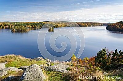 Beautiful Swedish October