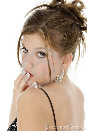 Beautiful Teen