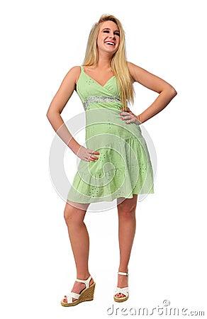 Free Beautiful Teen Girl Model Stock Image - 5270151