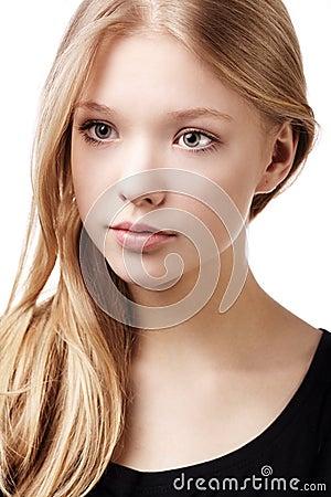 Free Beautiful Teen Girl Portrait Stock Images - 31204114